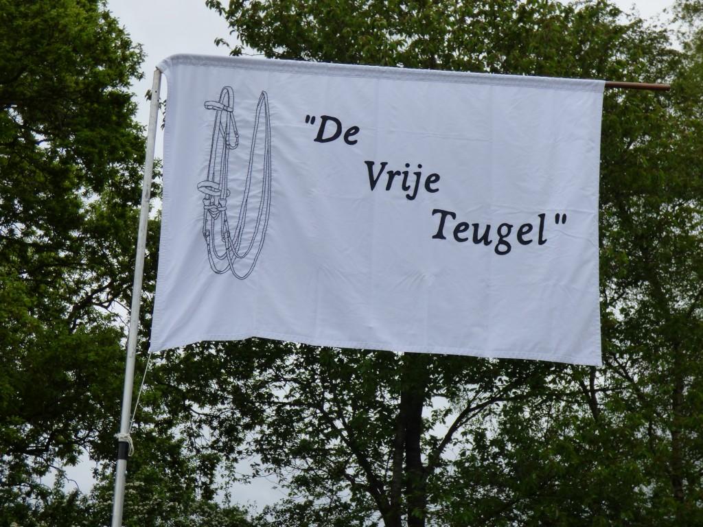 Onze vlag.
