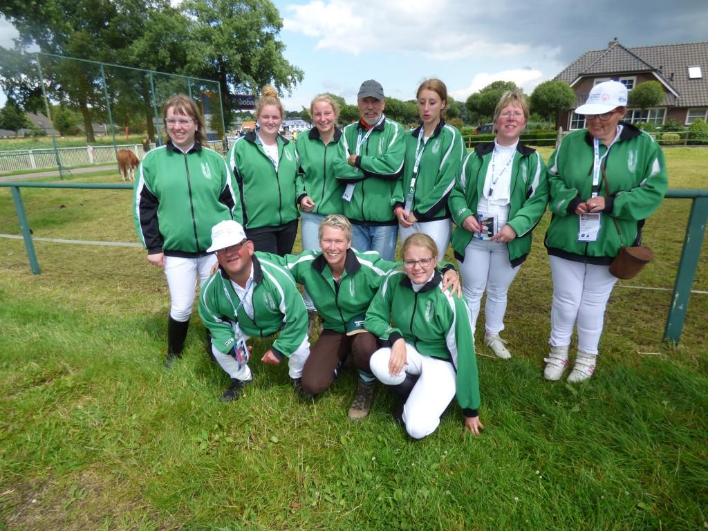 Special Olympics 2016 te Nijmegen